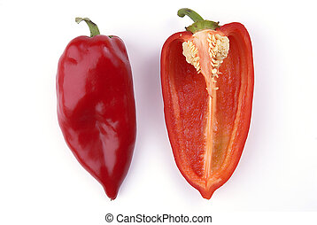 Red Peppers - One and half