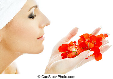 red petals #3
