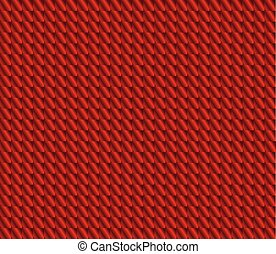 Red Pile Background