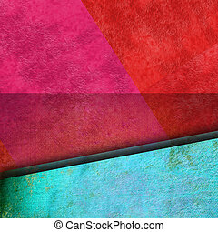 red pink and blue grunge background