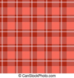 Red plaid fabric - Sample pretty seamless bright red...