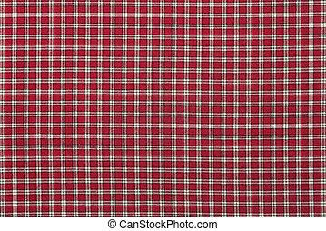 Red Plaid Series