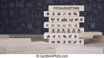 red, planificación, digital, remarketing, tecnología,...
