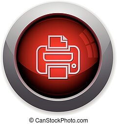 Red print button