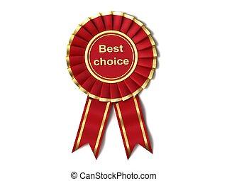 Red Ribbon Award