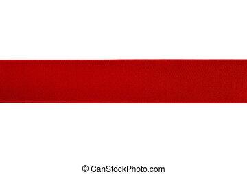 Red ribbon