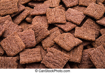 Red rice crackers