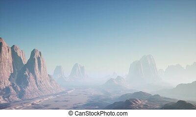 Red Rock Canyon Mountain Landscape - red rock canyon...
