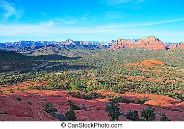 Red rock of Sedona, Arizona