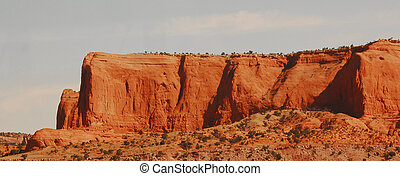 Red rocks of New Mexico