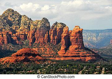 Beautiful Red Rocks in Sedona Arizona