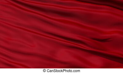 Red Romantic Fabric Background - A background of rich plush...