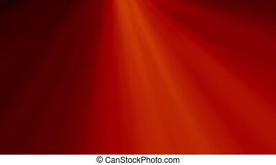 Red Rotating Soft Rays Background