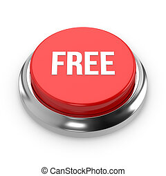 Red round free button