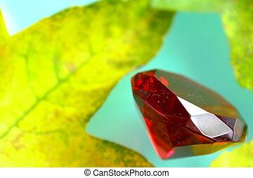 ruby - Red ruby