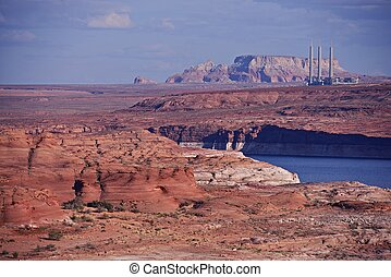 Lake Powell in Page