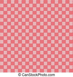 red seamless fabric texture pattern