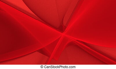 red seamless looping background