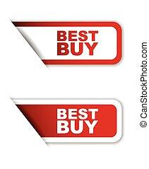 red set vector paper stickers best buy