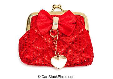 red silk purse