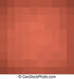red square pixel gradient light