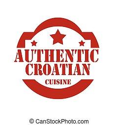 Authentic Croatian Cuisine