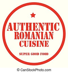 Authentic Romanian Cuisine