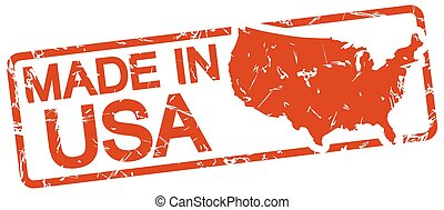red stamp with text Made in USA