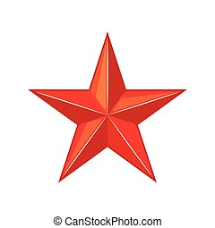 Red star icon.