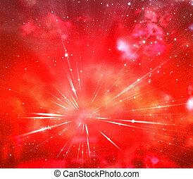 Red Starburst