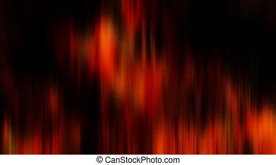 Red Streaks Looping Background