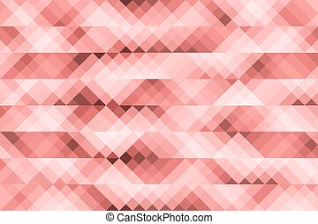 Red Stripe Geometry Abstract Background