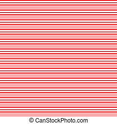 Red stripe seamless pattern