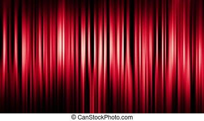 red stripes loop background