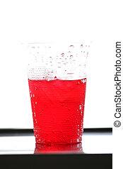 red sweetened beverages. - red sweetened beverages in...