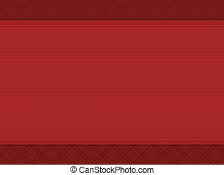 Red tablecloth vector flat isolated - Background of red ...