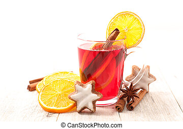 red tea for christmas