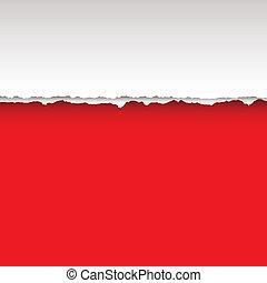 red tear divide