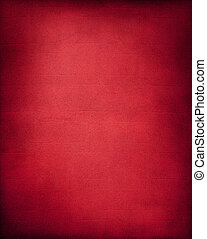 Red Texture Background - A textured red background with a...