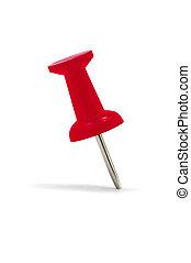 Red Thumbtack Macro