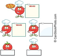 Red Tomato Collection Set