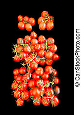 Red tomatoes for sale