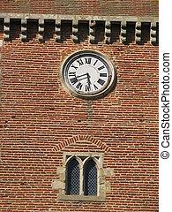 Red Tower, Door of town, Villeneuve-sur-Lot