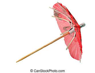 red umbrellas cocktail