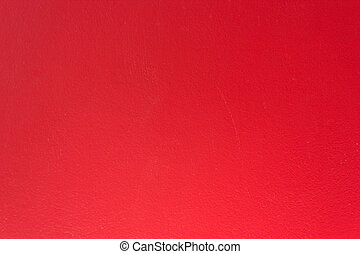 red wall abstract cement paint texture and background.