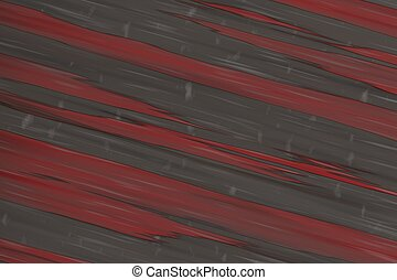 red wall hero background diagonal stripes 3d render stone