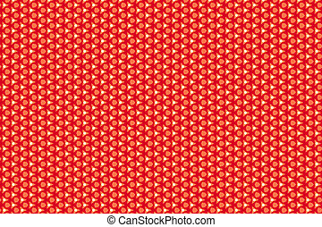 red wallpaper background pattern