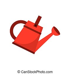 red watercan icon