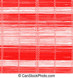 Red-white abstract striped backgrou