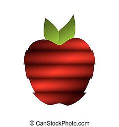whole apple fruit